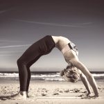 Asana of the week wheel pose