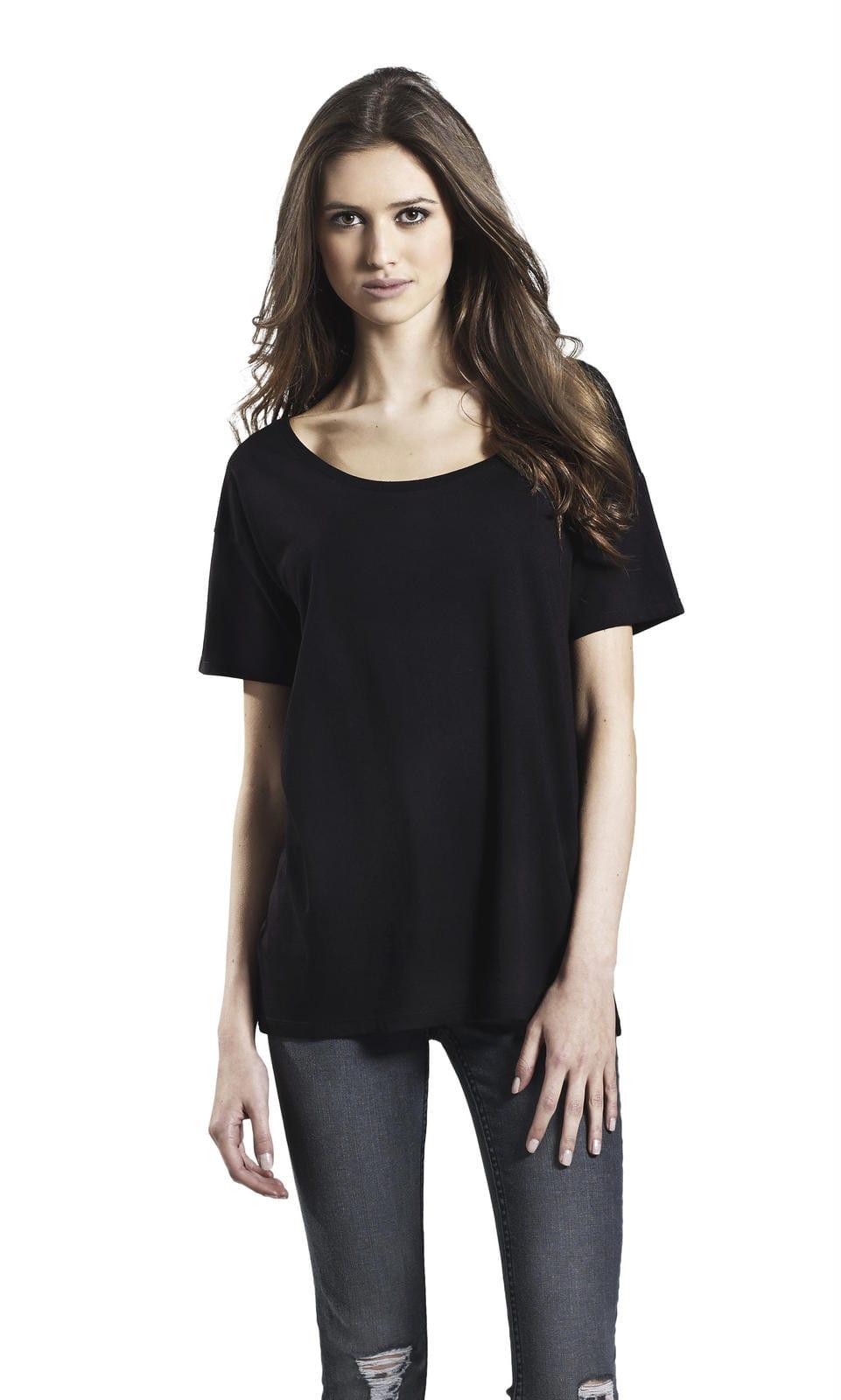 481f87c6a6a £25 - Organic Women s Tencel Blend Oversized T-Shirt ...
