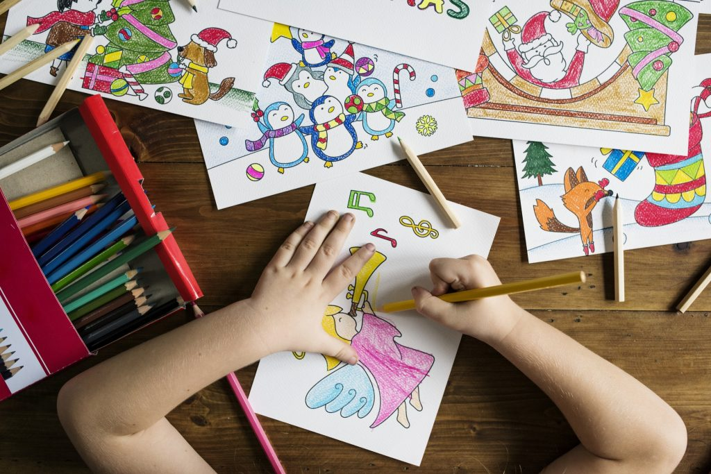 Kids Art Therapy Sessions