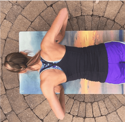 Review Yoga Design Lab Combo Mat